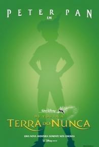 Peter Pan - De Volta à Terra do Nunca - Poster / Capa / Cartaz - Oficial 1