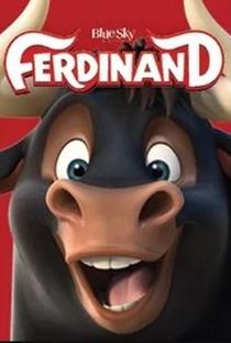 O Touro Ferdinando - Poster / Capa / Cartaz - Oficial 16