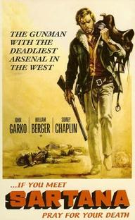 Se Encontrar Sartana, Reze Pela Sua Morte - Poster / Capa / Cartaz - Oficial 1