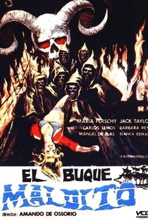 El Buque Maldito - Poster / Capa / Cartaz - Oficial 1