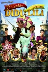 O Cavaleiro Didi e a Princesa Lili - Poster / Capa / Cartaz - Oficial 1