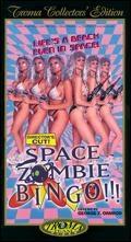 Space Zombie Bingo! - Poster / Capa / Cartaz - Oficial 1