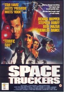 Piratas do Espaço - Poster / Capa / Cartaz - Oficial 4
