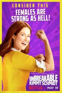 Unbreakable Kimmy Schmidt (3ª Temporada) - Poster / Capa / Cartaz - Oficial 1