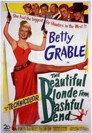 Esta Loira é um Demônio (The Beautiful Blonde from Bashful Bend)