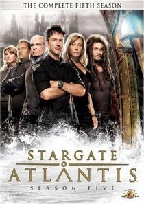 Stargate Atlantis (5ª Temp.) - Poster / Capa / Cartaz - Oficial 1