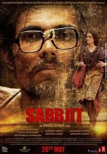 Sarbjit - Poster / Capa / Cartaz - Oficial 4