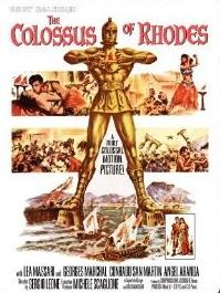 O Colosso de Rodes - Poster / Capa / Cartaz - Oficial 2