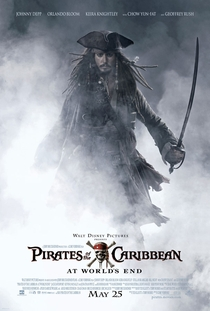 Piratas do Caribe: No Fim do Mundo - Poster / Capa / Cartaz - Oficial 2