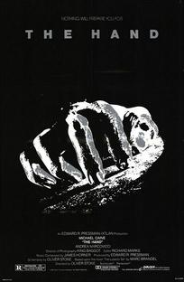 A Mão - Poster / Capa / Cartaz - Oficial 1