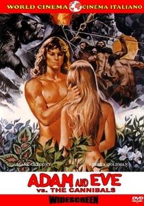 Adão e Eva - A Primeira História de Amor - Poster / Capa / Cartaz - Oficial 1