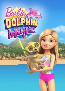 Barbie e os Golfinhos Mágicos - Poster / Capa / Cartaz - Oficial 4