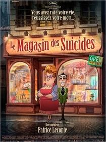A Pequena Loja de Suicídios - Poster / Capa / Cartaz - Oficial 1