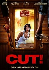 Cut! - Poster / Capa / Cartaz - Oficial 2