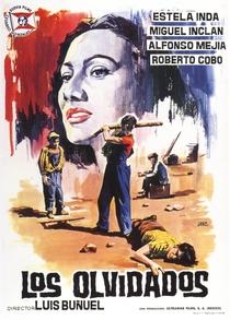 Os Esquecidos - Poster / Capa / Cartaz - Oficial 2