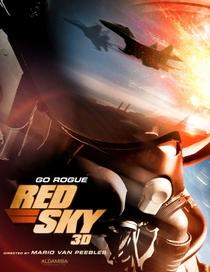 Céu Vermelho - Poster / Capa / Cartaz - Oficial 2