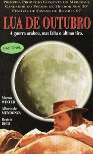 Lua de Outubro - Poster / Capa / Cartaz - Oficial 1