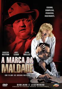 A Marca da Maldade - Poster / Capa / Cartaz - Oficial 4