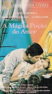 A Mágica Poção do Amor - Poster / Capa / Cartaz - Oficial 2