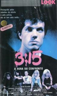 3:15 - A Hora do Confronto - Poster / Capa / Cartaz - Oficial 2