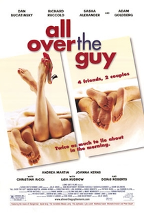 All Over the Guy - Poster / Capa / Cartaz - Oficial 1