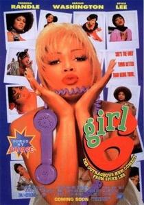 Garota 6 - Poster / Capa / Cartaz - Oficial 4