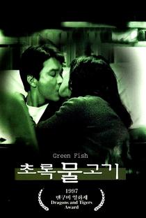 Green Fish - Poster / Capa / Cartaz - Oficial 6