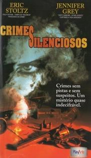 Crimes Silenciosos - Poster / Capa / Cartaz - Oficial 1