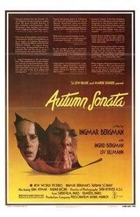 Sonata de Outono - Poster / Capa / Cartaz - Oficial 14