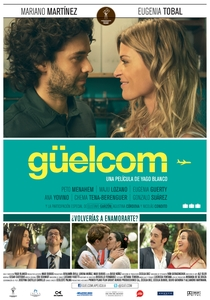 Güelcom - Poster / Capa / Cartaz - Oficial 1