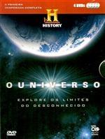 O Universo (2º temporada) - Poster / Capa / Cartaz - Oficial 1