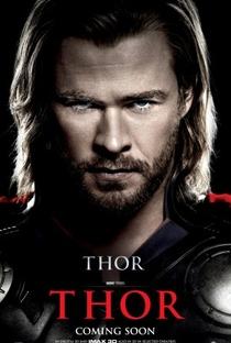 Thor - Poster / Capa / Cartaz - Oficial 11