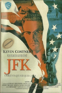 JFK - A Pergunta Que Não Quer Calar - Poster / Capa / Cartaz - Oficial 4