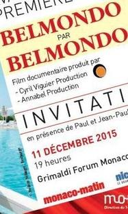 Belmondo par Belmondo  - Poster / Capa / Cartaz - Oficial 1