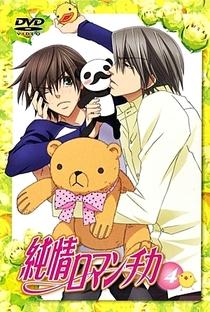 Junjou Romantica (1ª Temporada) - Poster / Capa / Cartaz - Oficial 4