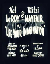 Use Your Imagination - Poster / Capa / Cartaz - Oficial 1