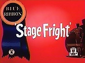 Stage Fright - Poster / Capa / Cartaz - Oficial 1