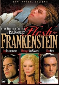 Carne para Frankenstein - Poster / Capa / Cartaz - Oficial 5