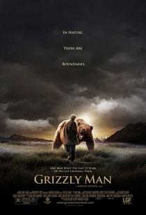 O Homem-Urso - Poster / Capa / Cartaz - Oficial 1