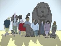Eu Tinha Um Cachorro Preto - Poster / Capa / Cartaz - Oficial 1