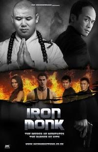Iron Monk - Poster / Capa / Cartaz - Oficial 1