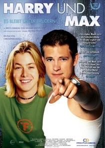 Harry + Max - Poster / Capa / Cartaz - Oficial 3