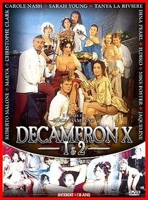 Decameron X - Poster / Capa / Cartaz - Oficial 1