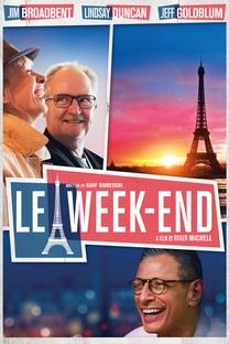 Um Fim de Semana em Paris - Poster / Capa / Cartaz - Oficial 7