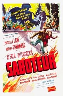 Sabotador - Poster / Capa / Cartaz - Oficial 4