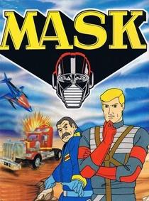 MASK - Poster / Capa / Cartaz - Oficial 3