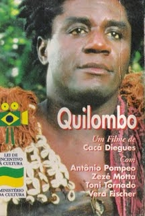 Quilombo - Poster / Capa / Cartaz - Oficial 2