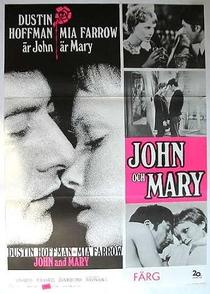 John e Mary - Poster / Capa / Cartaz - Oficial 2