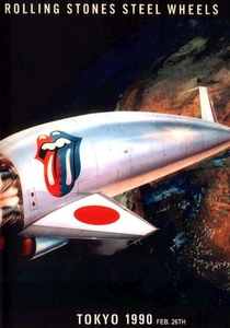 Rolling Stones - Live at the Tokyo Dome (Broadcasted Version) - Poster / Capa / Cartaz - Oficial 1