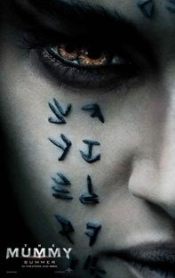 A Múmia - Poster / Capa / Cartaz - Oficial 5